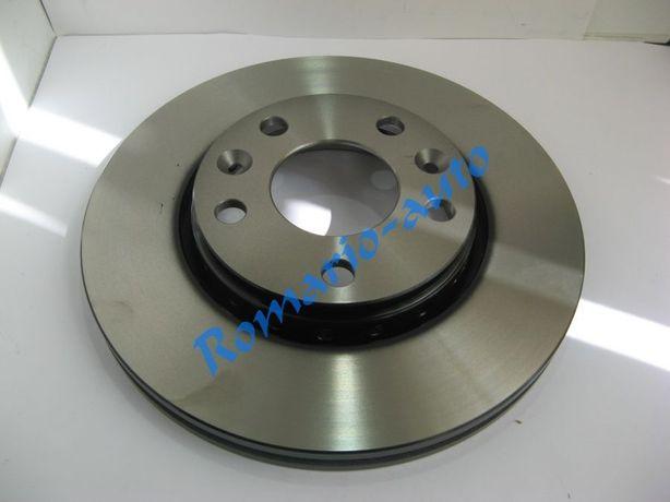 Тормозные диски меган3 trw