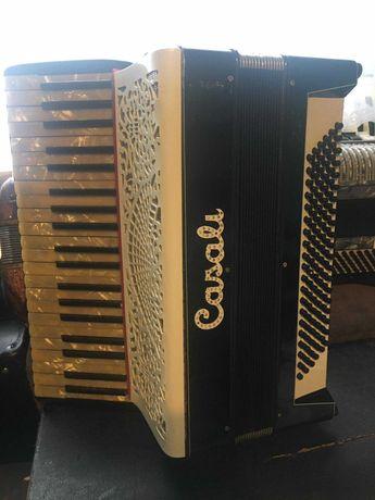 Akordeon Casali włoski