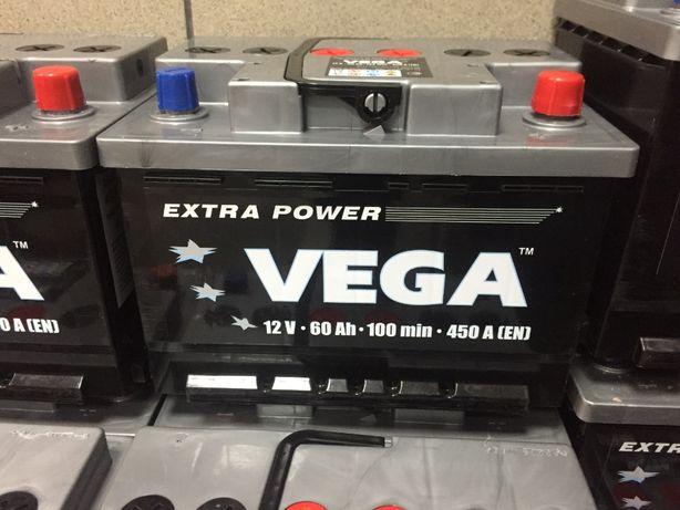 Akumulator Westa Vega Extra Power 12V 60Ah 450A P+ Kraków