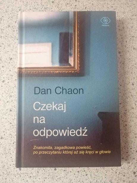 Dan Chaon Czekaj na odpowiedź