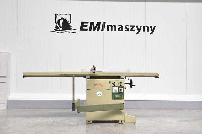 Pilarka Piła Formatowa SCM MINIMAX SC3 wózek 2250mm