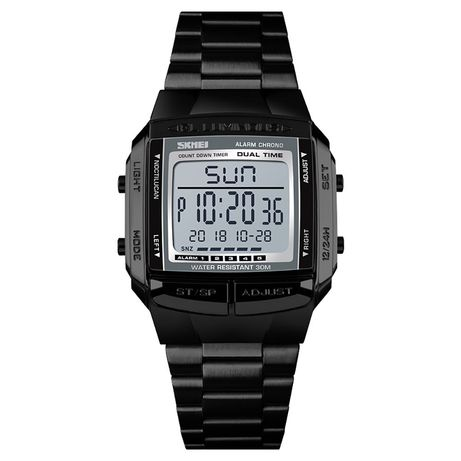 Часы Skmei 1381BOXBK Black BOX