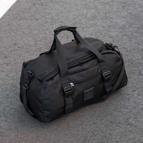 Спортивная дорожная мужская сумка для тренировок отдел для обуви 83