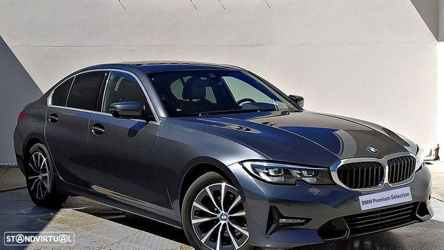 BMW 320 d Line Sport Auto