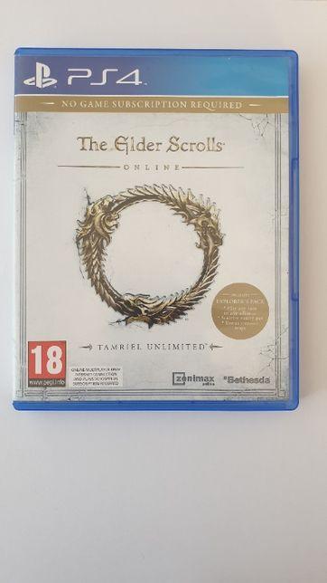 Gra PS4 The Elder Scrolls Online