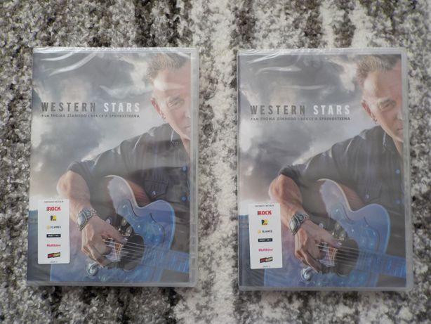 Western Stars film Thoma Zimnego i Bruce'a Springsteena dvd, FOLIA!