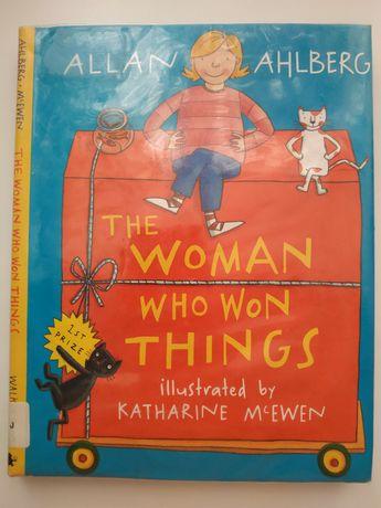 The Woman Who Won Things by Allan Ahlberg, англійською мовою, 80 стор.
