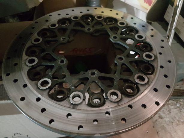 Диски тормозные на GSX-R 600/750 K8-15