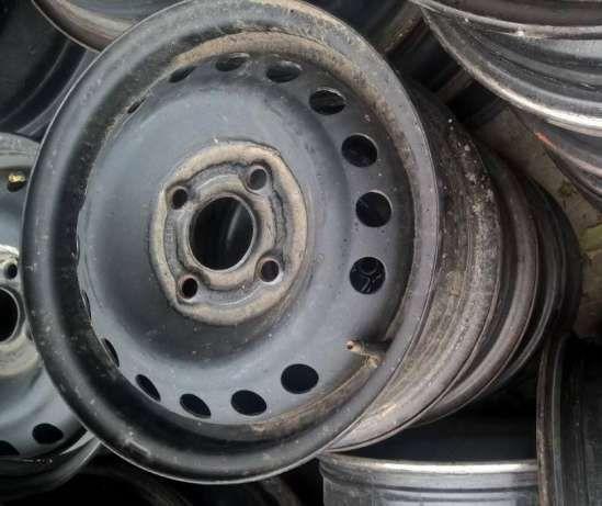 Felgi stalowe Renault 14,15,16,4x100 5x112 ,5x100