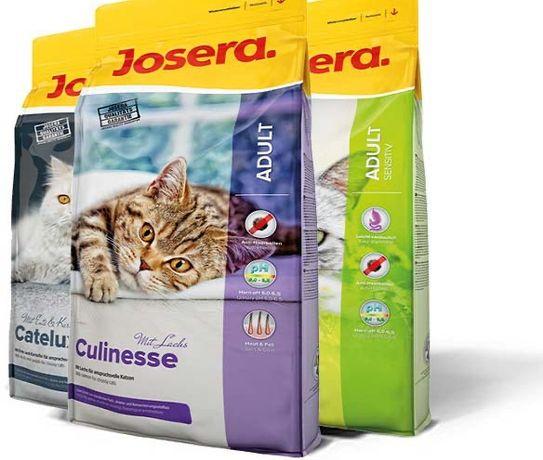 Корма Josera для собак и кошек