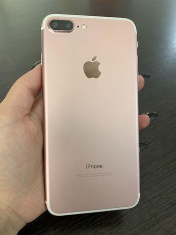 Iphone 7 plus 256 rose gold