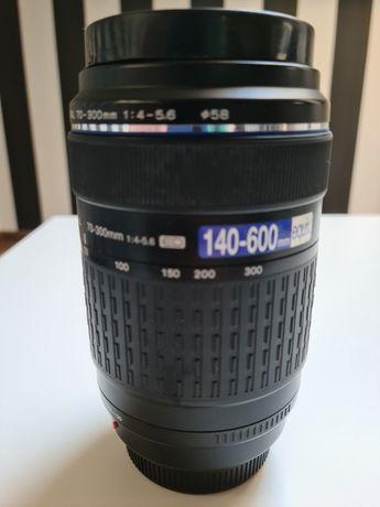 Olympus Zuiko Digital 70-300mm 140-600