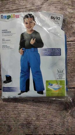 Зимние термо штаны Lupilu на мальчика,