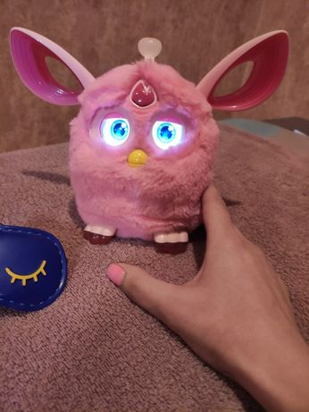 Детская Интерактивная игрушка Ферби Коннект Розовый