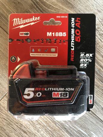 Akumulator, bateria 5,0 Ah Milwaukee