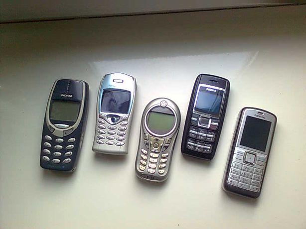 Telefony ( Kultowe )