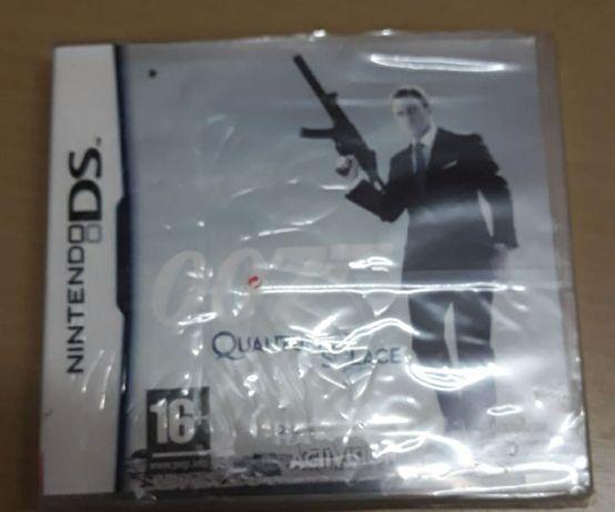 Jogos nintendo Ds ratatui e 007