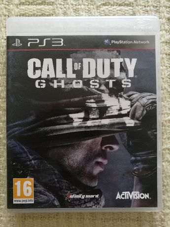 Gry PS3 - CALL OF DUTY - GHOSTS - Playstation 3 - Super Gra