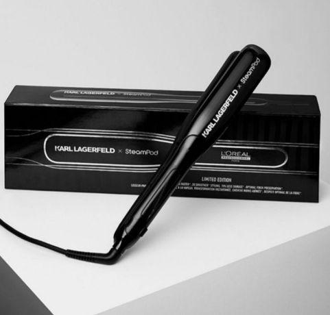 L'Oréal Steampod 3.0 Karl Lagerfeld Prancha a vapor