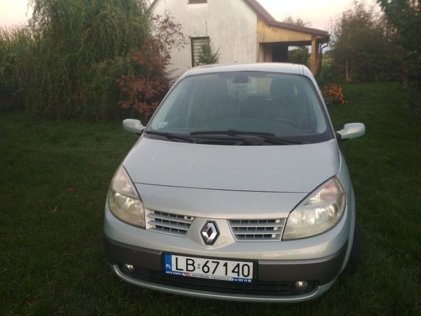 Renault Megane Scenic 2 niski przebieg