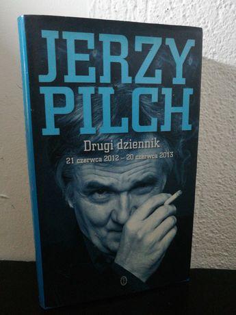 Drugi dziennik 21 czerwca 2012 - 20 czerwca 2013 Jerzy Pilch