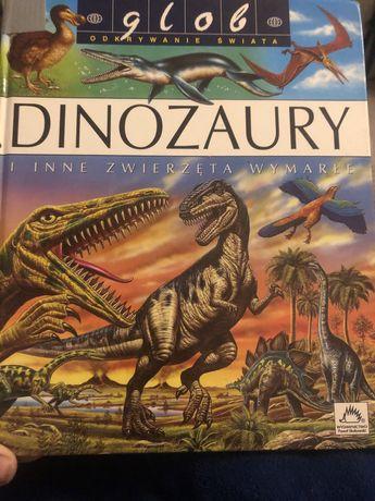 Dinozaury i inne zwierzeta wymarle encyklopedia dla dzieci