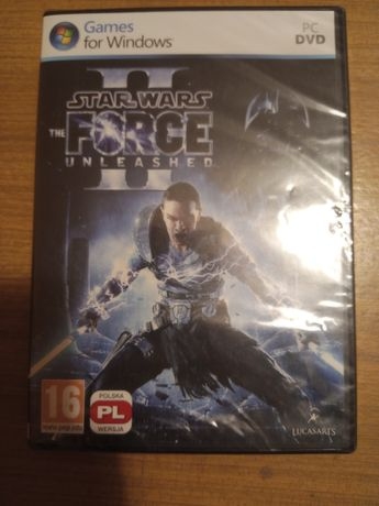 Gra  star wars PC w foli