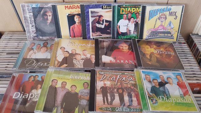 cd Marante / Agrupamento Musical Diapasão