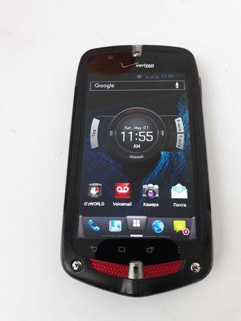 Casio G'zOne C811 противоударный смартфон