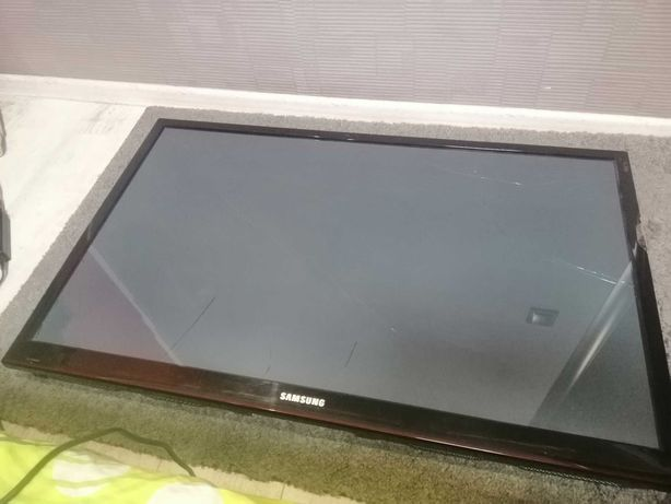 Плазма Samsung PS43E497  на запчасти!