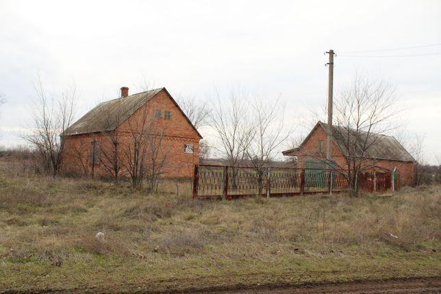 Продам дом в с. Малая Токмачка