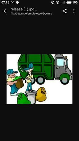 вивизимо сміття