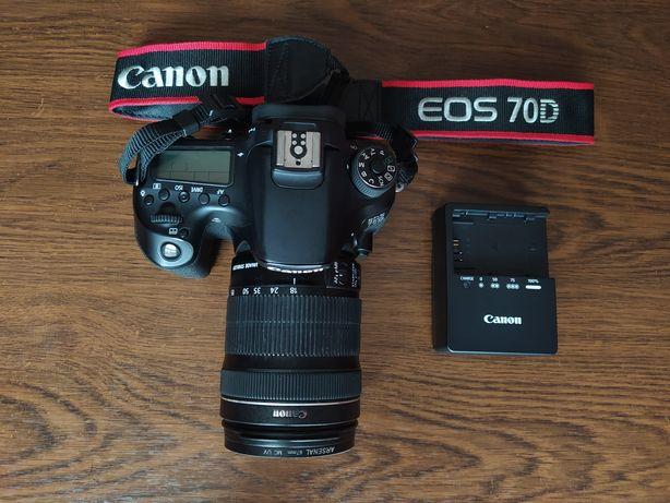 Canon 70d body Wifi класний