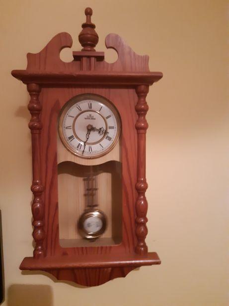 Zegar skrzynkowy ścienny