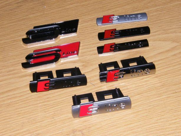 Acessórios símbolos AUDI S-Line | RS4 | RS5