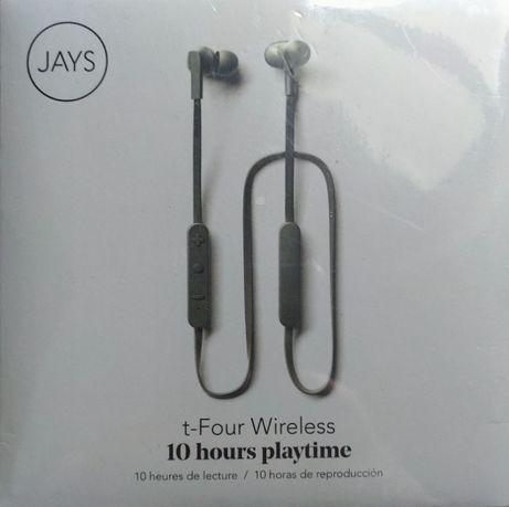 Jays t-Four bezprzewodowe słuchawki NOWE!
