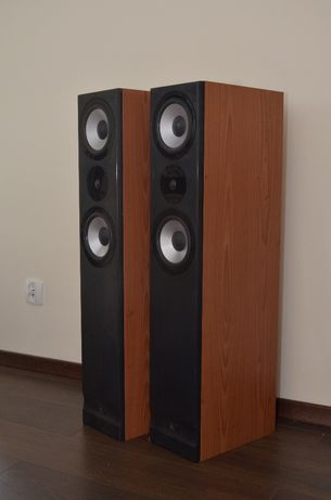 Kolumny podłogowe, potężne, 160W, Części AR, Philips. Heco