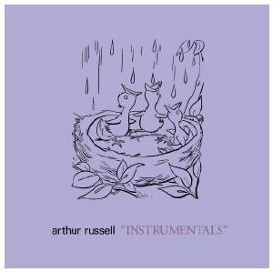 Arthur Russell – Instrumentals - VINYL