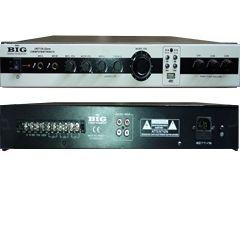 Трансляционный усилитель для фоновой музыки Big UNIT-120 -3zone USB/MP