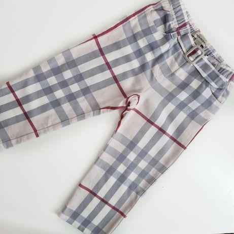 Брюки штаны Burberry оригинал 2 года размер 92