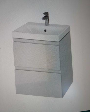 Nową szafkę z umywalką sprzedam