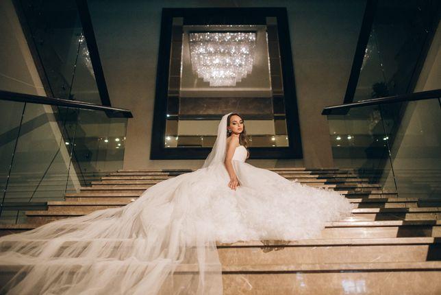 Свадебное платье Dominiss Delayla для Принцессы +ВИДЕО + ФОТО+ ПОДАРОК