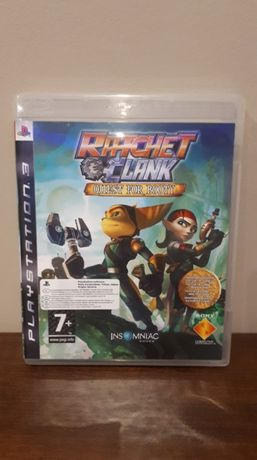 """STAN IDEALNY - Gra na PS3 """"Ratchet & Clank: Quest for Booty"""""""