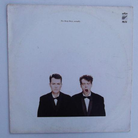 Płyta vinylowa Pet Shop Boys- Actually