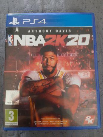 NBA 2K20 PS4 sprzedam
