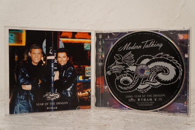 Płyta CD Modern Talking Year Of The Dragon