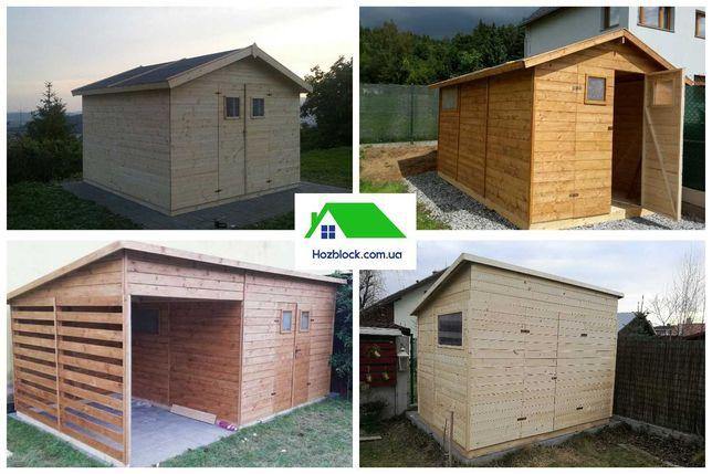 Сарай деревянный дачный домик из дерева, сарай,  дом, бытовка для дачи