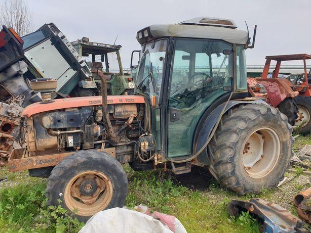 Tractor Same Dorado S100 para peças