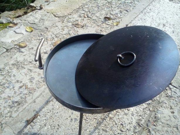Сковорода Диск Бороны 30-60см, Садж, жаровня, мангал