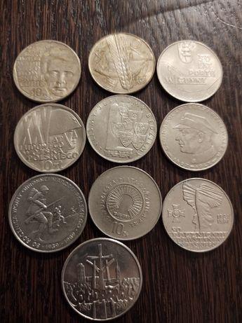 Stare monety z PRL,zestaw 2